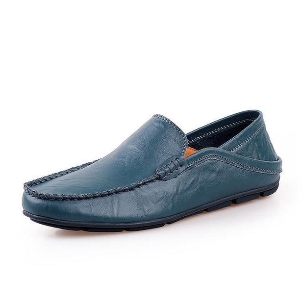 West Louis™ Elegant Lazy Style Flat Shoes Blue / 6.5 - West Louis