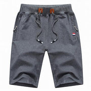 West Louis™ Casual Shorts Dark Grey / M - West Louis