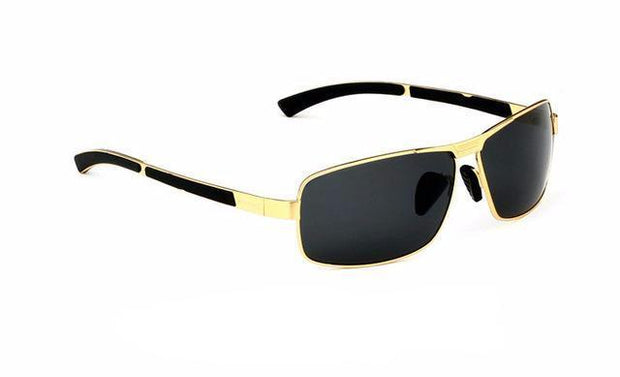 West Louis™ Polarized SunGlasses Gold - West Louis