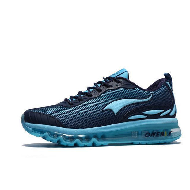 West Louis™ Breathable Lightweight Athletic Running Sports Shoes Blue / 4 - West Louis