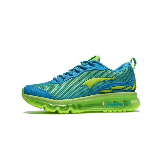 West Louis™ Breathable Lightweight Athletic Running Sports Shoes Green / 8 - West Louis