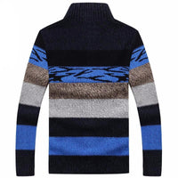 West Louis™ Knitted Sweater Cardigan  - West Louis