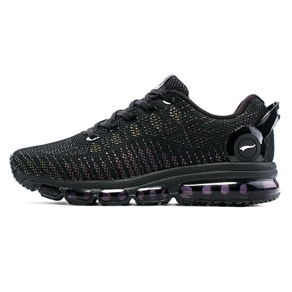 West Louis™ Breathable Lightweight Athletic Running Sports Shoes Black / 6.5 - West Louis