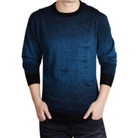 West Louis™ Cashmere Pullover Blue / S - West Louis