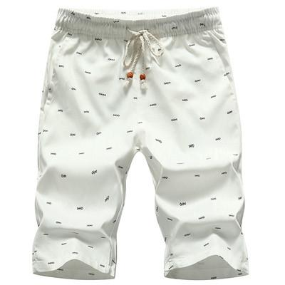 West Louis™ Summer Shorts White / M - West Louis