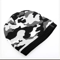 West Louis™ Camo Beanie black - West Louis