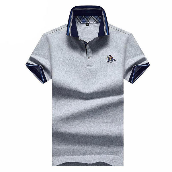West Louis™ Business Casual Polo Shirt  - West Louis