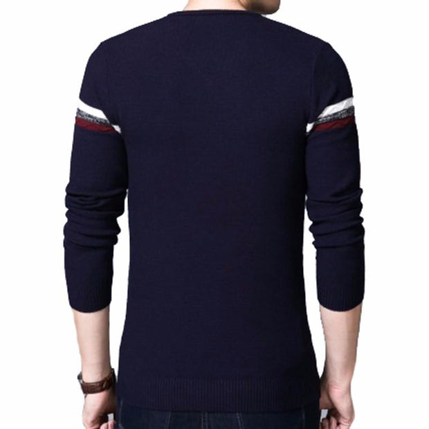 West Louis™ Casual Homme Pullover  - West Louis
