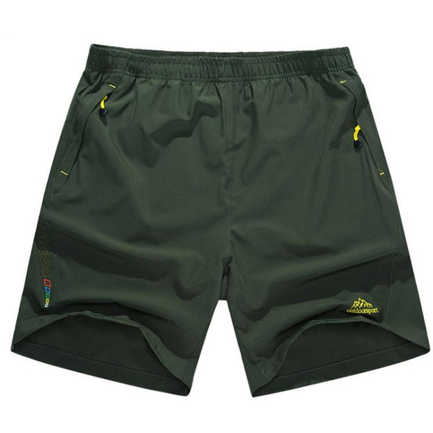 West Louis™ Breathable Beach Shorts Army Green / L - West Louis