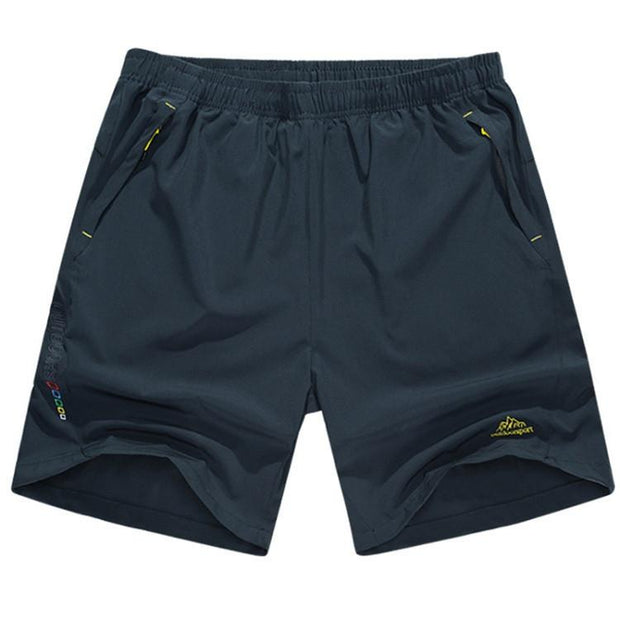 West Louis™ Breathable Beach Shorts Dark Grey / L - West Louis