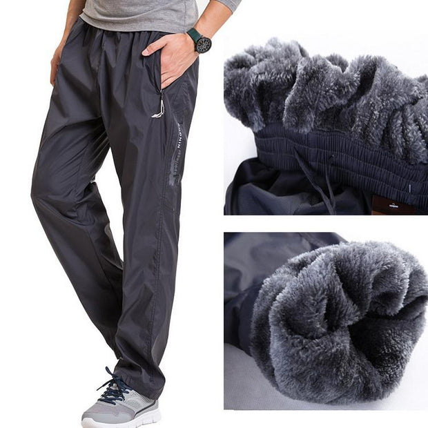 West Louis™ Fleece Thick Pants  - West Louis