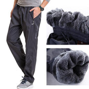 West Louis™ Fleece Thick Pants Gray / L - West Louis