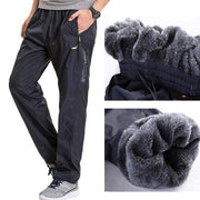 West Louis™ Fleece Thick Pants Navy / L - West Louis