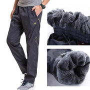 West Louis™ Fleece Thick Pants Gray3 / L - West Louis