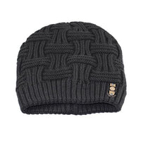 West Louis™ Winter Beanie gray - West Louis