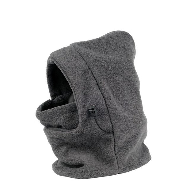 West Louis™ Windproof Hiking Cap Neck warmer Gray / One Size - West Louis