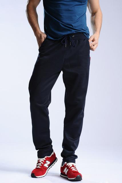 West Louis™ Delicacy Workout Classic Trousers Blue / M - West Louis
