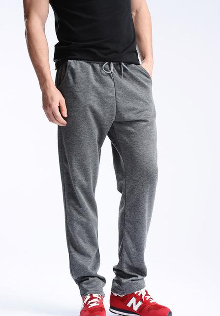 West Louis™ Delicacy Workout Classic Trousers Gray / M - West Louis