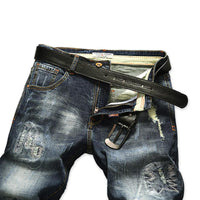 West Louis™ Designed Summer Jeans  - West Louis