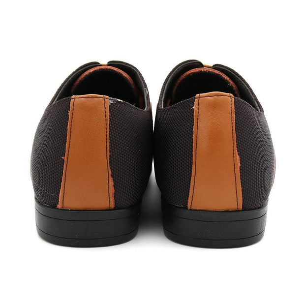 West Louis™  Leather Elegant Design Casual Oxfords  - West Louis