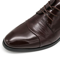 West Louis™ British Fashion Business Shoes  - West Louis