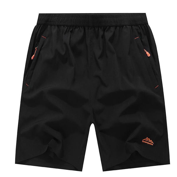 West Louis™ Summer Solid Leisure Quick-Drying Shorts  - West Louis