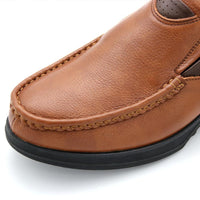 West Louis™ Deodorant Ventilation British Flat Shoes  - West Louis