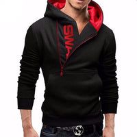 West Louis™ Designer Made Hoodie ( 6 Colors ) black red / 4XL - West Louis