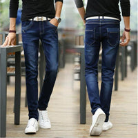 West Louis™ Designer Stretch Jeans  - West Louis
