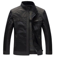 West Louis™ Designer Business-Man Spring Jacket