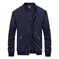 West Louis™ Slim Windbreaker Jackets  - West Louis