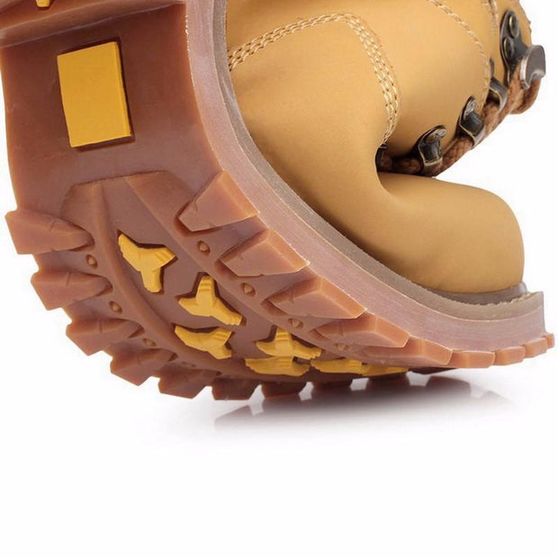 West Louis™ Plush Inside Winter Men Boots Shoes  - West Louis