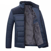 West Louis™ Winter Stand Collar Warm Jacket  - West Louis