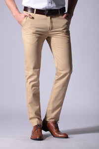 West Louis™ Casual Fashion Classic Trousers