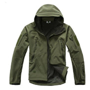 West Louis™ Lurker Shark Skin Softshell Jacket Army / S - West Louis