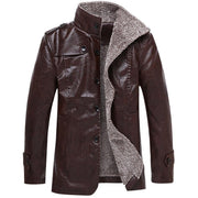 West Louis™ Winter Men's Leather Jackets