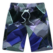 West Louis™ Quick Dry Printing Board Shorts Purple / M - West Louis