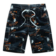 West Louis™ Quick Dry Printing Board Shorts Black / M - West Louis