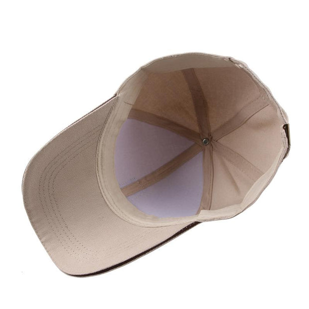 West Louis™ Cotton Casual Golf Hat  - West Louis