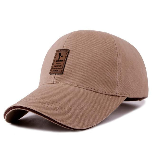 West Louis™ Cotton Casual Golf Hat Brow - West Louis