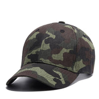 West Louis™ Army Green Camouflage Baseball Cap  - West Louis