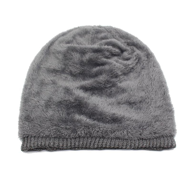 West Louis™ Gorros Knitted Hat + Neck Warmer  - West Louis