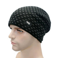 West Louis™ Baggy Beanie black - West Louis