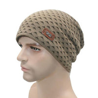 West Louis™ Baggy Beanie khaki - West Louis