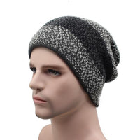 West Louis™ Thicken Wool Beanie gray - West Louis