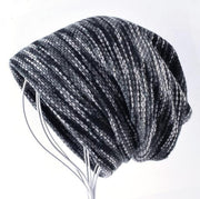 West Louis™ Knitted Wool Beanie Gray - West Louis