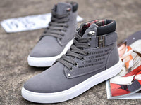 West Louis™ Hot High Top Fashion Warm Shoes  - West Louis