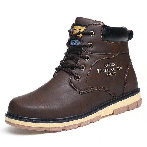 West Louis™ High Quality Warm Winter Boots  - West Louis
