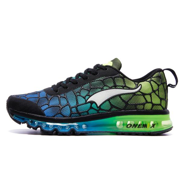 West Louis™ Lightweight Breathable Running Shoes blue green / 6.5 - West Louis