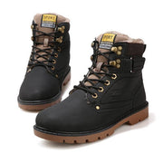 West Louis™  Warmest Desert Tactical Boots Black / 7 - West Louis